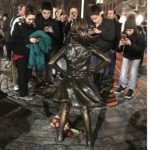 'Fearless Girl' Sculpture On Wall Street Is 'Fake Corporate Feminism', Says Hyperallergic