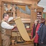 300 Years' Worth Of Self-Playing Instruments: A Visit To Siegfried's Mechanical Music Cabinet