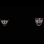 As The Dancers Move, A Projector Maps Their Faces And Makes Them Look Fairly Terrifying (And Amazing)