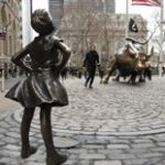 """The Confusing Jumbled Controversy Over """"Fearless Girl"""""""