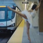 'World's Most Elegant Public Transit Campaign' Stars Ballet Company