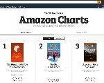 Amazon's New Book Charts Measures What's Read Rather Than What's Bought