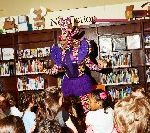 Putting The Rainbow Into Reading With Drag Queen Story Hour At The Library