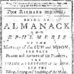 Ben Franklin Didn't Write Most Of The Aphorisms In 'Poor Richard's Almanack' – He Stole Them