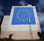 Residents Of Dover Protest Removing Banky's Anti-Brexit Mural