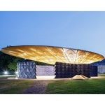 'A Shimmering African Canopy': A First Look At The 2017 Serpentine Pavilion In London