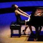 Yuja Wang Gets A Mini-Feature In Elle Magazine