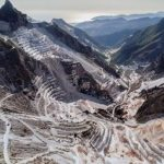 How That Glorious Italian Marble Gets Wrenched From The Earth