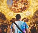 Study: Art Hung Higher Than Eye Level Is Rated Higher Quality