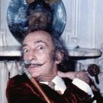 They Exhumed The Corpse Of Salvador Dali For A Paternity Test, Only To Find His Mustache In Perfect Shape