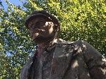 So Seattle Has A Lenin Statue, And It's Become Quite Controversial
