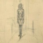 Lost Giacometti Sketches Turn Up In Antiques Shop