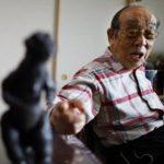 First Actor To Play Godzilla, Haruo Nakajima, Dead At 88