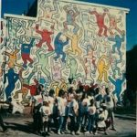 This Out-Of-The-Way Keith Haring Mural Wasn't Meant To Last 30 Years, But It Has