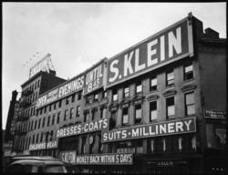 Thumbnail image for S. Klein on the Square  by Walker Evans.jpg