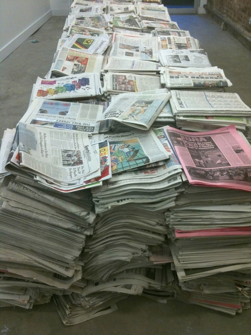 Newspaper Fate