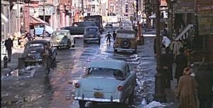 Brooklyn '50s street scene