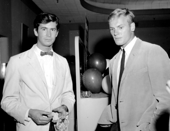 Tab Hunter, 1931-2018 | Out There Tab Hunter Partner