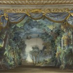 Sets from 1780 used for Marie Antoinette and for our production