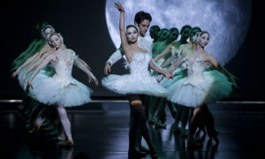Benjamin Millepied talks Dance on Film
