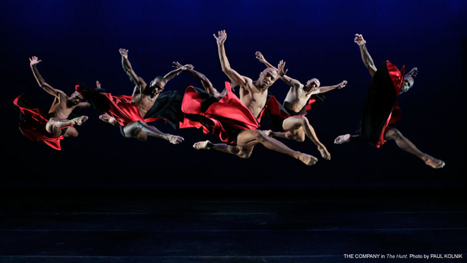 Alvin Ailey on 24-City Tour