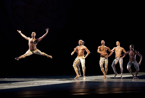 Alvin Ailey in Costa Mesa/ 2012 North American Tour