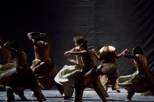 "Akram Khan's ""Vertical Road"""