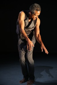 "David Roussève in ""Stardust"" at REDCAT, part of the 2013 international Radar L.A. festival."