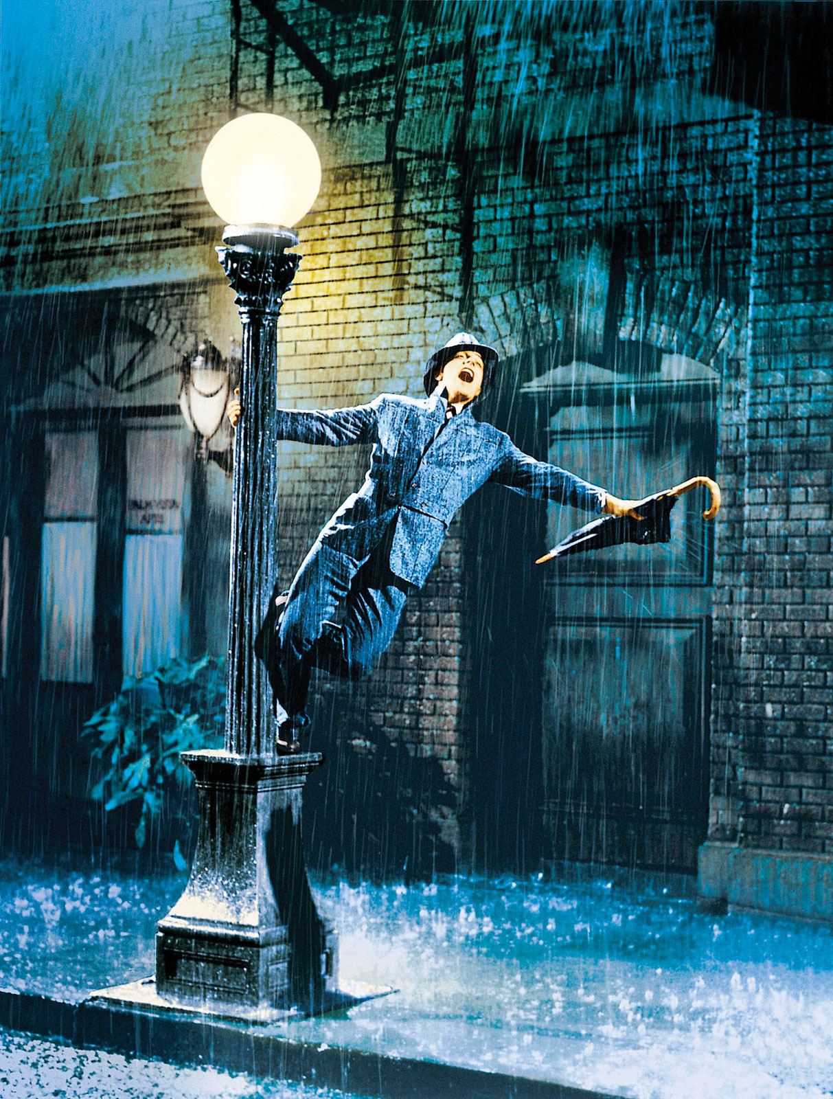 Kelly Gene - Singing In The Rain Lyrics