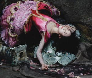 "American Ballet Theatre's Historical, Eye-Popping New ""The Sleeping Beauty"""