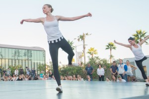 The Communal High of Twyla Tharp in Los Angeles