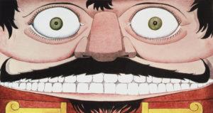 Maurice Sendak's toothy Nutcracker