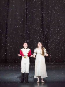 Nutcracker season has arrived. Photo: Doug Gifford/Segerstrom Center for the Arts.