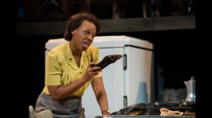 Marianne Jean-Baptiste in The Amen Corner Photo: Richard Hubert Smith/National Theatre