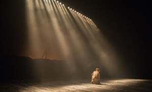 Akram Khan's Dust (English National Ballet) Photo: Ash