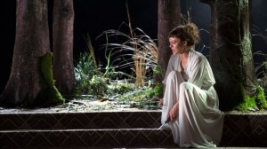 Helen McCrory in Medea Photo: Richard Hubert Smith/National Theatre