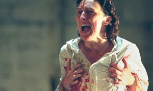Fiona Shaw as Medea Photo: Neil Libbert/AP
