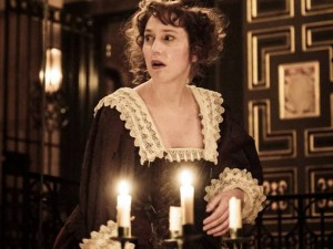 Hattie Morahan in The Changeling. Photo via the Independent