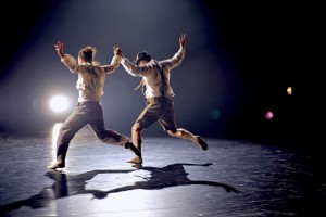 Winifred Burnet-Smith and Bruno Guillore. Photo (also top): Gabriele Zucca
