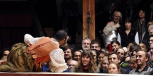 Photo: Shakespeare's Globe