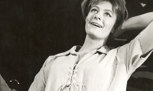 Vanessa Redgrave as Rosalind. Photo: Angus McBean/RSC