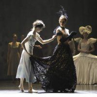 Propwatch: the lace in Giselle