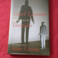 12 Plays of Xmas: 5 Alkestis by Euripides/Anne Carson