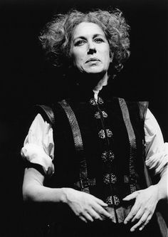 Helen Mirren as Moll (RSC 1983)