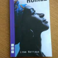 12 Plays of Xmas: 3 Ruined by Lynn Nottage