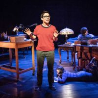 Propwatch: the pencils in Fun Home