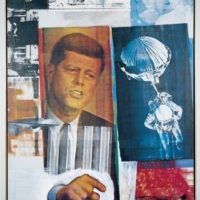 Robert Rauschenberg:  Art that contains multitudes and overcomes gridlock