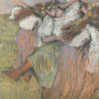 After Degas: Burrell Collection at the National Gallery