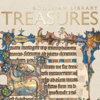 Reflections on the Bodleian's Treasures —  and a few others