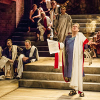 Imperium on the Potomac staged in Stratford-upon-Avon